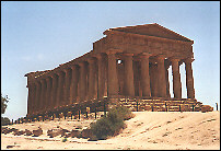 Agrigento - send as a greeting card
