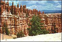Bryce Canyon - send as a greeting card