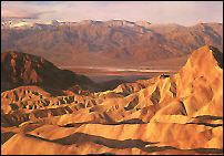 Death Valley - send as a greeting card